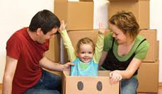 Cost of removals Brisbane to Perth